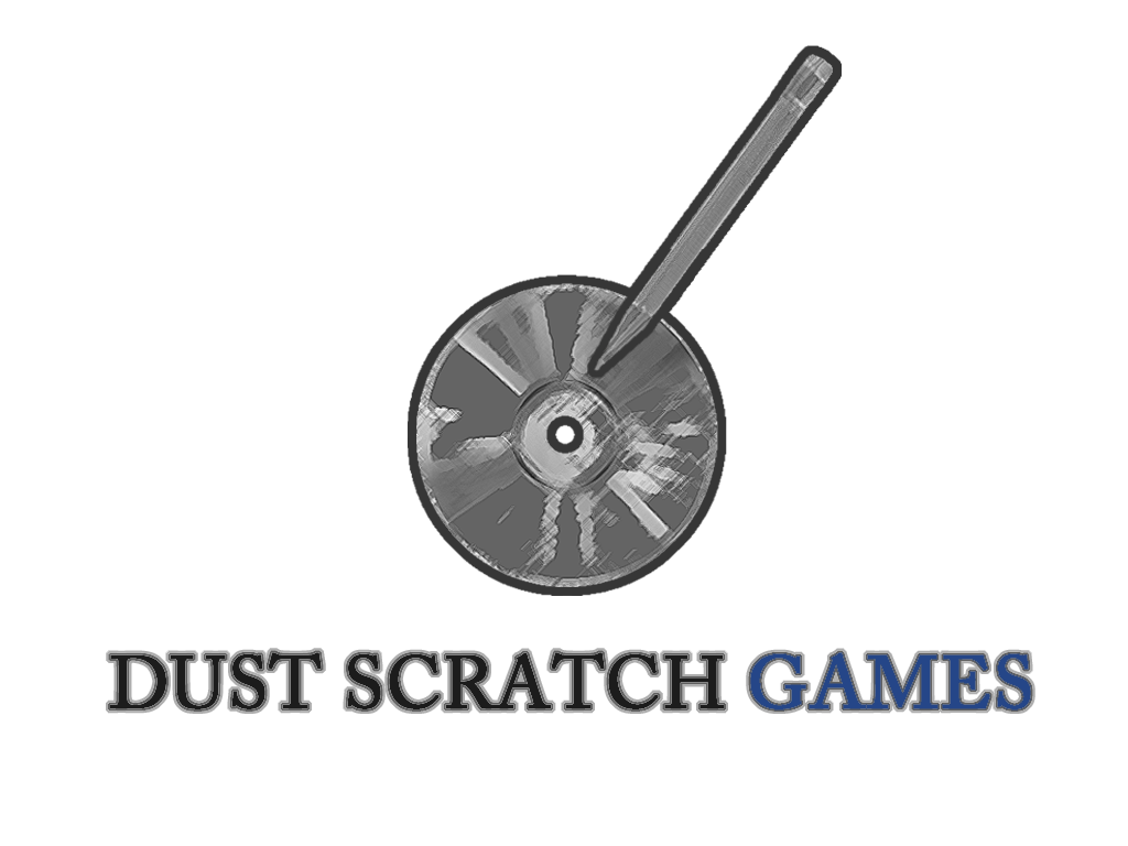DUST SCRATCH GAMES by Andrew Hlynka