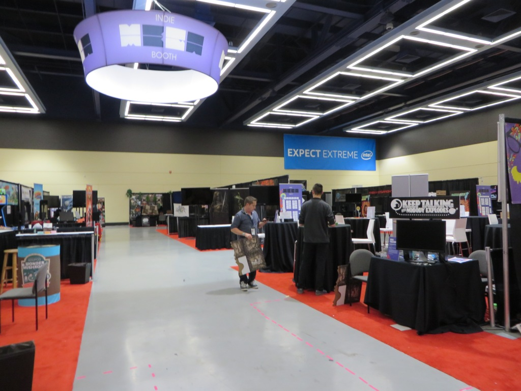 Indie Megabooth has a great presence at PAX, but they aren't the only way to get there...