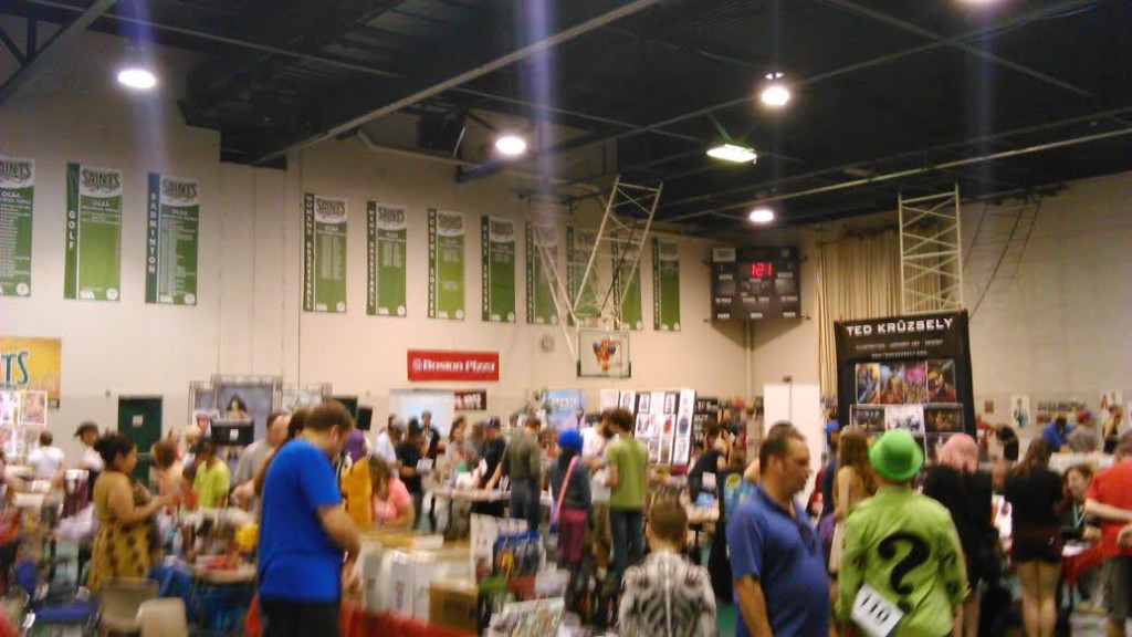 """Comic Book Syndicon,"" one of several Windsor Comic-Cons in 2015"