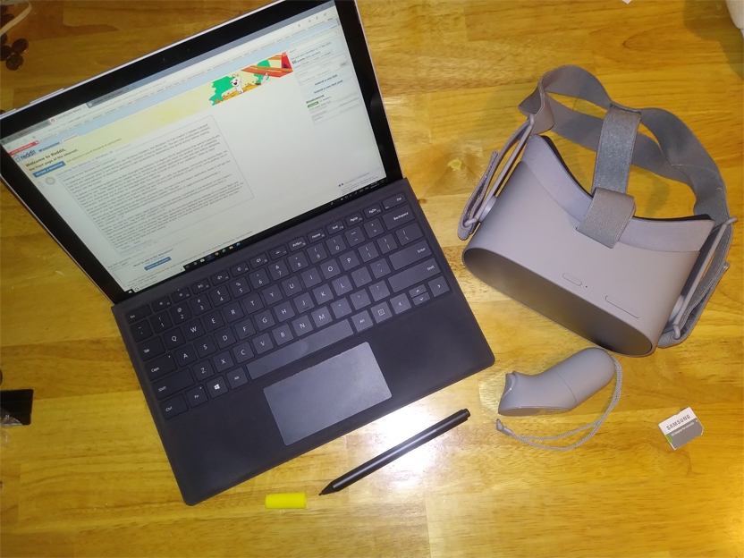 A Creator's Impressions – Microsoft Surface Pro (4 years later) and